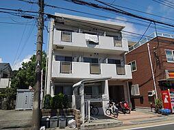 神奈川県鎌倉市山ノ内の賃貸マンションの外観
