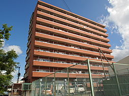 徳島県徳島市勝占町外敷地の賃貸マンションの外観