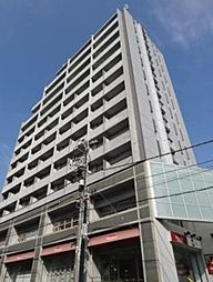 BPRレジデンス三田伊皿子坂の外観