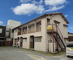 大島アパート[203号室]の外観