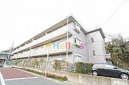 東京都福生市南田園3丁目の賃貸マンションの外観