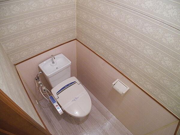 グレイスリー仲沖のトイレ