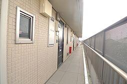 サンハイツ[203号室]の外観