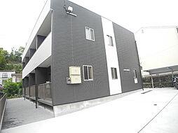 長崎県長崎市坂本2丁目の賃貸アパートの外観