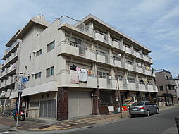 兵庫県神戸市須磨区千歳町3丁目の賃貸マンションの外観