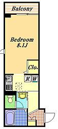 (仮)海楽1丁目SHM[1階]の間取り