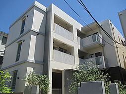 アゼリア鎌倉B棟[3階]の外観