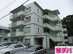 愛知県豊田市梅坪町9の賃貸マンションの外観