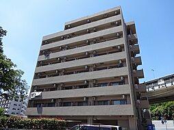 東京都世田谷区瀬田5丁目の賃貸マンションの外観