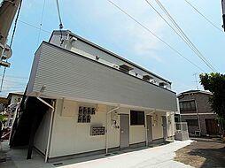 兵庫県神戸市長田区池田広町の賃貸アパートの外観