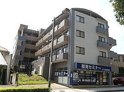 東京都八王子市みなみ野3丁目の賃貸マンションの外観