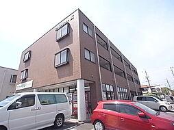 岡山県総社市中央1の賃貸マンションの外観
