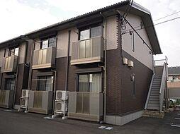 栃木県小山市駅東通り1丁目の賃貸アパートの外観