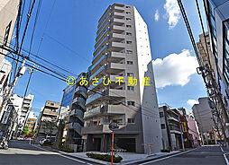 S-RESIDENCE蔵前[10階]の外観