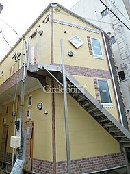 神奈川県横浜市神奈川区神奈川2丁目の賃貸アパートの外観