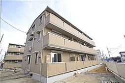 大阪府大阪狭山市東池尻5丁目の賃貸マンションの外観