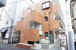 東京都杉並区荻窪2の賃貸マンションの外観