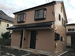 [テラスハウス] 神奈川県茅ヶ崎市浜竹3丁目 の賃貸【/】の外観