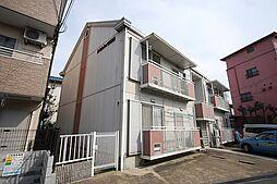 まるきハイツ津田[1階]の外観
