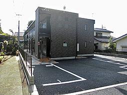 百合II[1階]の外観