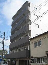 スカイコート武蔵新田[203号室]の外観