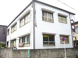 上村コーポ[102号室]の外観