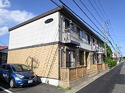 [テラスハウス] 神奈川県厚木市林2丁目 の賃貸【/】の外観