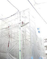 東京都品川区西中延1丁目の賃貸アパートの外観