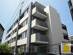 ポルテボヌール・レオニ[2階]の外観