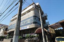 サクセスビル[4階]の外観