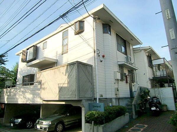 東京都世田谷区北沢4丁目の賃貸アパート
