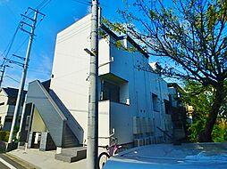 グリーンベルト[2階]の外観
