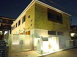 ブライトハウス氷川台[1階]の外観