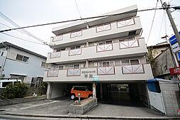大阪府堺市西区平岡町の賃貸マンションの外観