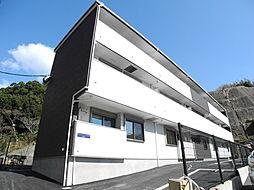 長崎県長崎市小菅町の賃貸アパートの外観