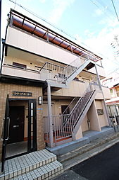 シティパルユー[2階]の外観