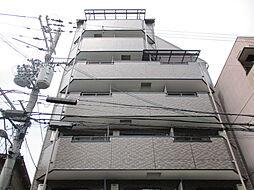 大阪府大阪市東淀川区小松2の賃貸マンションの外観