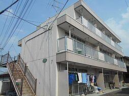 埼玉県鴻巣市人形2丁目の賃貸マンションの外観