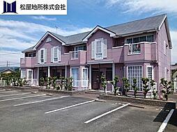 クレストール上野 B[2階]の外観