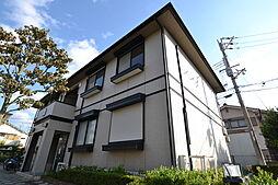 大阪府羽曳野市島泉1の賃貸アパートの外観