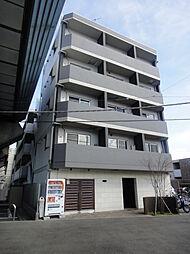 バージュアル横濱あざみ野[3階]の外観