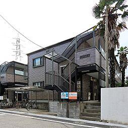 千葉県市川市福栄3の賃貸アパートの外観