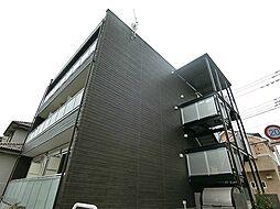 東京都立川市砂川町8の賃貸マンションの外観