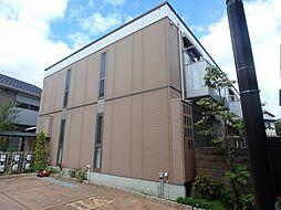 サザン f XIVB棟[2階]の外観
