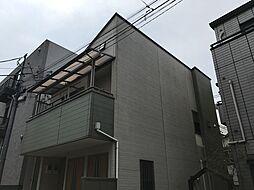 [一戸建] 東京都杉並区下高井戸2丁目 の賃貸【/】の外観