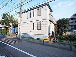 東京都練馬区高野台1丁目の賃貸アパートの外観