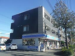 神奈川県川崎市多摩区菅1丁目の賃貸アパートの外観