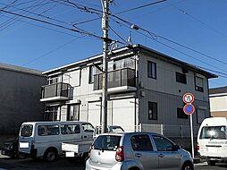 シャトレ湘南[2階]の外観