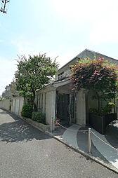 [テラスハウス] 東京都大田区南馬込4丁目 の賃貸【/】の外観