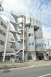 大阪府箕面市萱野1丁目の賃貸マンションの外観